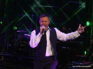Gary Barlow at GB40